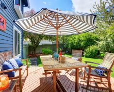 get your home summer-ready wooden deck