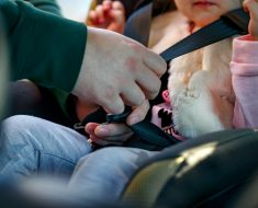 car seat safety proper car seat installation