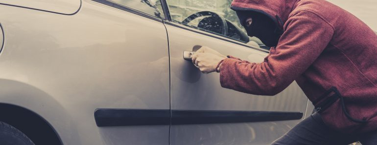 ways to protect your car from theft